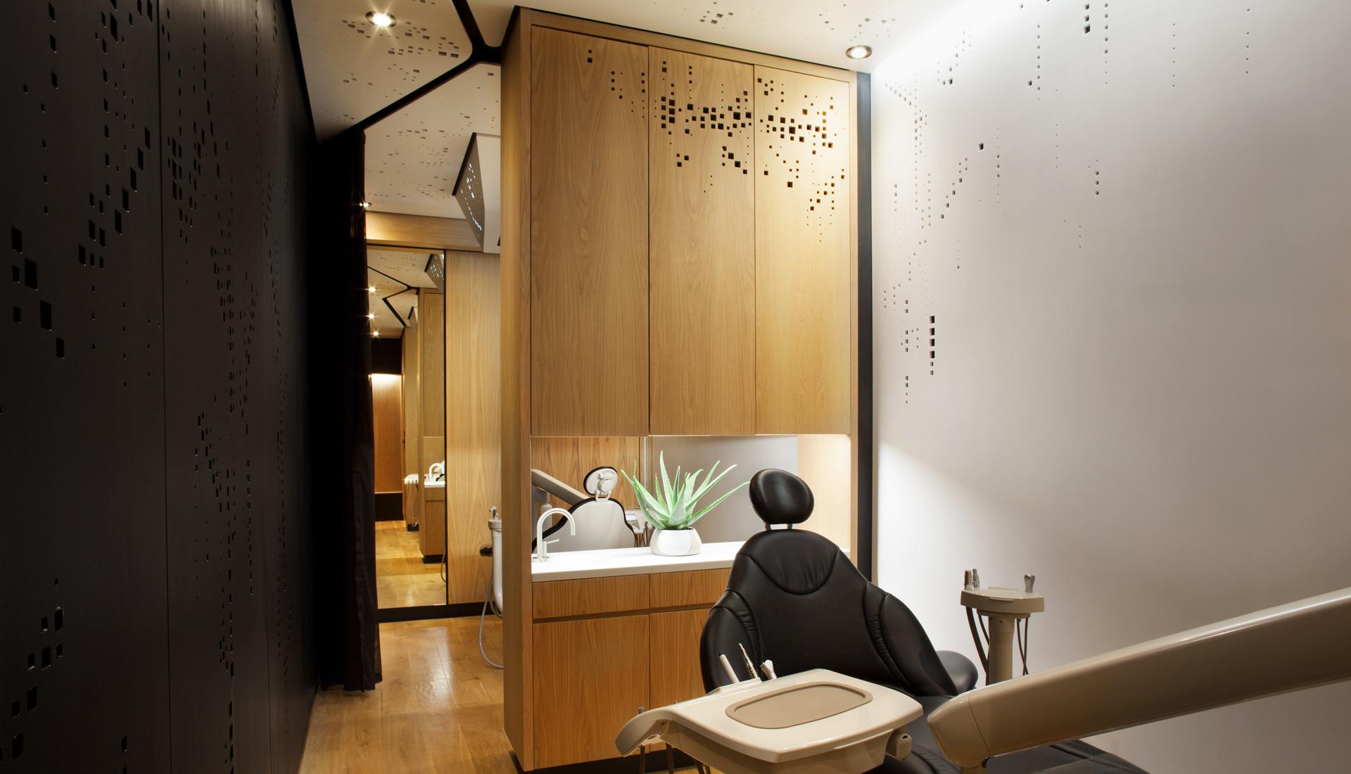 Montalba Architects Studio Dental